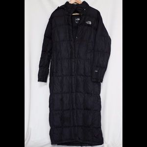North Face Triple C 700 Long Parka Trench Coat