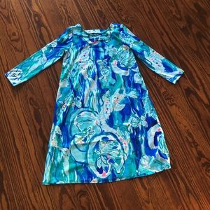 NWT Aquatic Garden Ophelia Dress