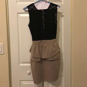2b Bebe Dress