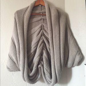 Cocoon Knit Cardigan