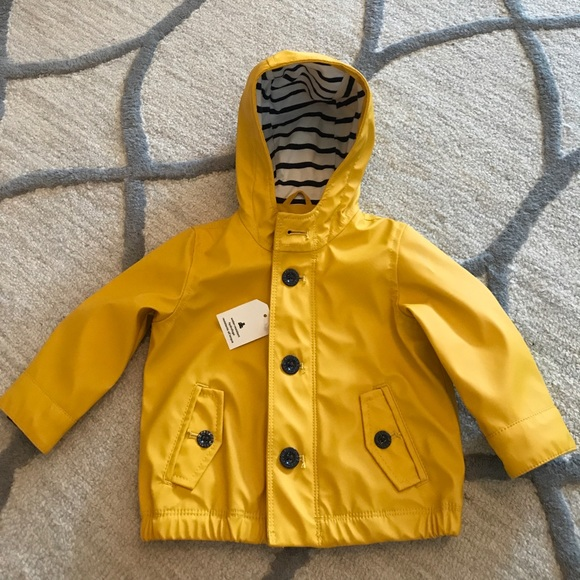 best deals on cheapest price enjoy big discount Gap Baby Rain Jacket 6-12 Months NWT