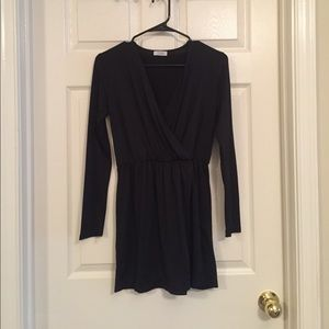 Black Tobi Dress