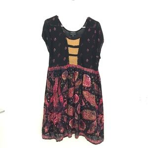 Urban Outfitters Mink Pink Baby Doll Dress size S