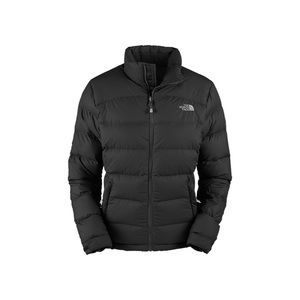 North Face 700 Down Puffer Shell Jacket