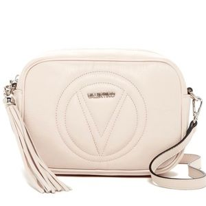 Valentino Mia Genuine Leather Crossbody