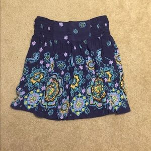 Floral Skirt (WITH POCKETS!)