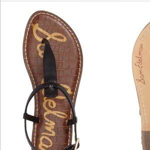 """New in Box Sam Edelman """"Gigi"""" sandal - black"""