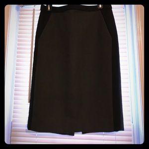 J.Crew Wool No. 2 Pencil Skirt