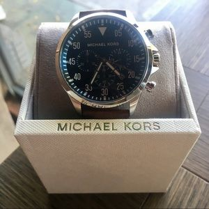 Michael Kors Chronograph Gage Watch - 45mm