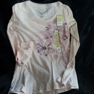 Embellished Tee Shirt NWTS
