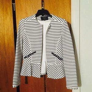 Zara stripes jacket