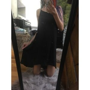 urban outfitters black dress