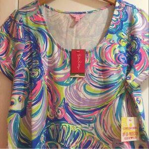 Lilly Pulitzer NWT Tammy Dress XL