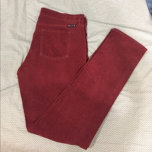 Lucky corduroy jeans size 10