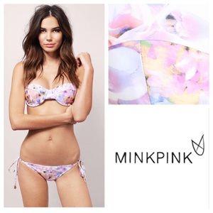 MINKPINK Sweet Garden Floral Bikini Set