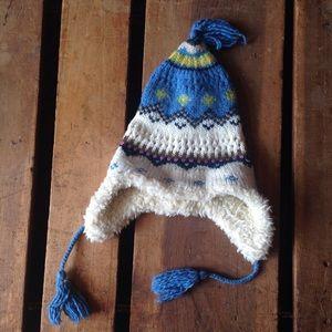 A&F Lamb's Wool Winter Hat