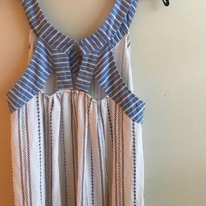 Beachy Linen Dress