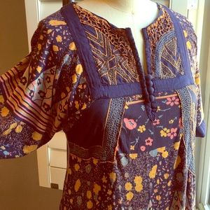 Urban Outfitters bohemian knit dress Size S