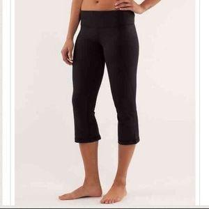 Lululemon Athletica Cropped Yoga Pants 6