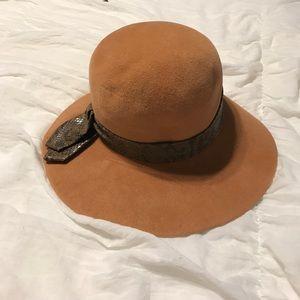 Vintage 1960's Mr. John Classic Hat