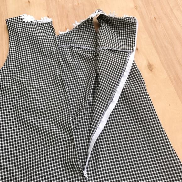 Vintage Dresses - Vintage Gingham mini dress