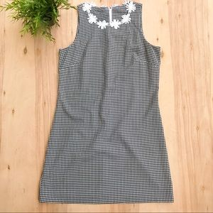 Vintage Dresses - Vintage Gingham mini dress
