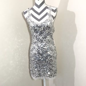 Sequin Arden B Dress