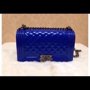 Chanel Leboy Handbag