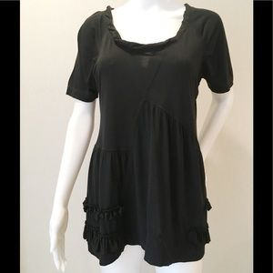 Marc By Marc Jacob Tops Black Size S