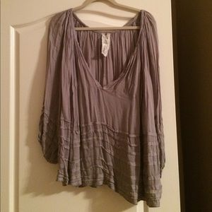 Free People One Peasant Top