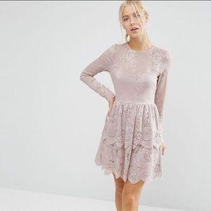 NWOT Lace Dress sz 4