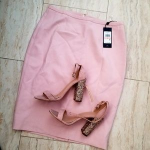 Tommy Hilfiger Baby Pink skirt
