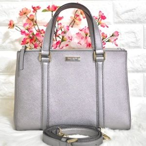 💖Kate Spade Newbury Loden Small in Silver