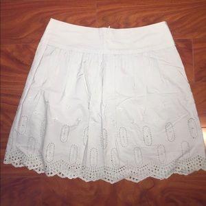 New - The Loft - Light Green Skirt - size 4