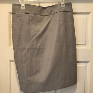 Express grey pencil skirt. Size 14. NWT