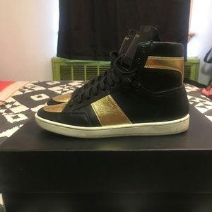 Saint LAurent Hi-Top Sneaker