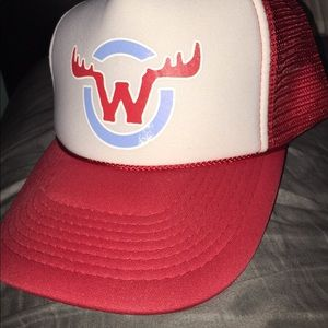 Moose Jaw trucker hat