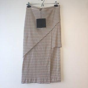 NWT nightwalker queen bee knit skirt