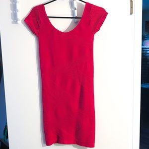 Bebe compression Dress