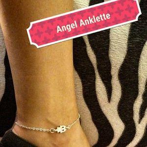 Angel Ankle Bracelet