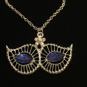 Carnaval sapphire necklace