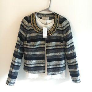 NEW B.Republic - Ethnic Embroidered Blazer-Jacket