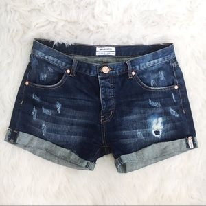 One Teaspoon Charger Shorts