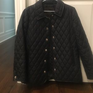 COACH QUILTED JACKET LIKE NEW