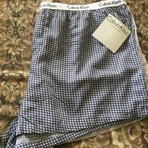 Calvin Klein Woman's sleeping shorts