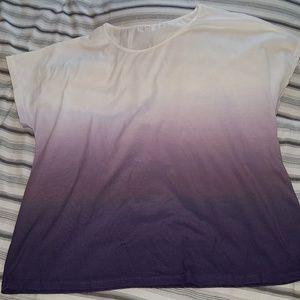 Purple T