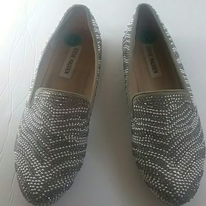 Studded shoes by Steve Madden
