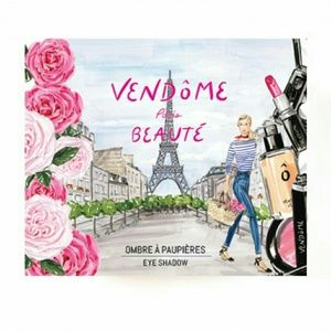 Vendome Paris Beaute shimmer eyeshadow