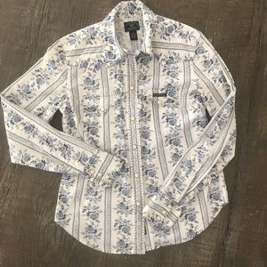 Western Style Button Down