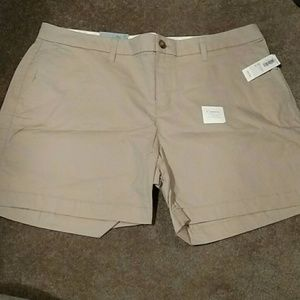 Nwt Old Navy Five Inch Shorts
